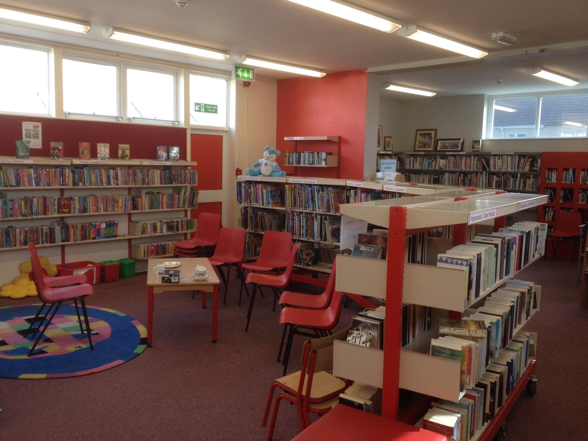 Beddau Library Int
